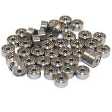 4x12x4mm High Precision NSK NMB Micro Bearing 604zz