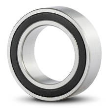 12x28x8 mm (dxDxB) HXHV China High precision angular contact ball bearing S7001 ACE/P4A single or double row
