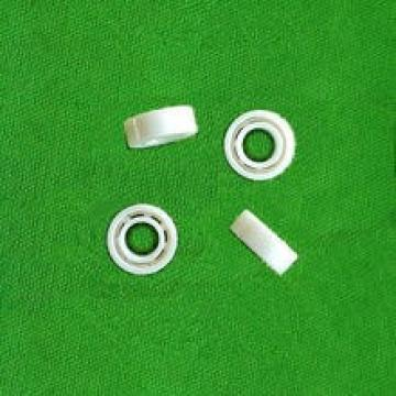 5*8*2.5mm Zirconia deep groove ball bearings ZrO2 full Ceramic bearing 5x8x2.5 mm MR85