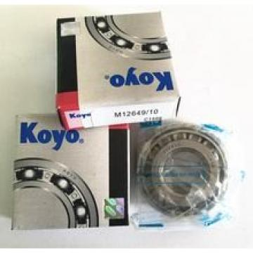 65 mm x 120 mm x 23 mm  Made in Japan Koyo 30213JR Tapered Roller Bearing
